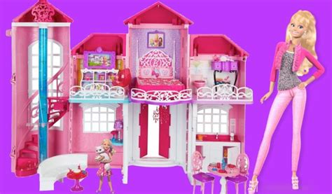 barbie dream house game barbie dreamhouse toy review the kids logic news reviews buzz kids opinion