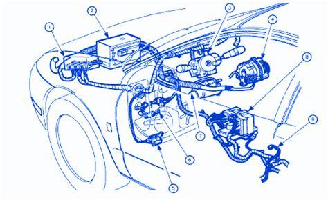 saturn  series  electrical circuit wiring diagram carfusebox