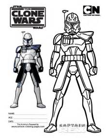 star wars clone wars captain rex free coloring pages art coloring pages