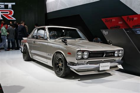 car nissan skyline vintage nissan skyline gt rs invade new york auto show