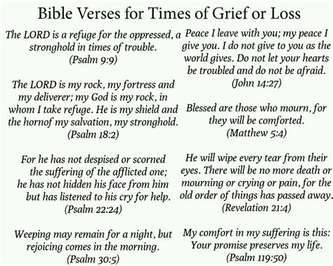 christian songs of comfort in grief bible quotes on loss bible verses for times of grief or