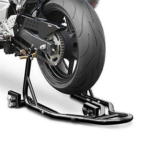 Motorradheber Für Kawasaki Er 6n motorcycle rear paddock stand dolly constands mover ii