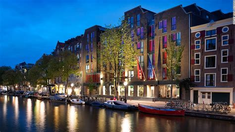 12 of the best canal hotels in amsterdam cnn
