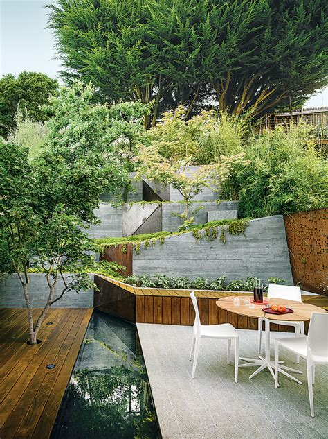 landscape inspiration 10 beautiful contemporary backyards for design