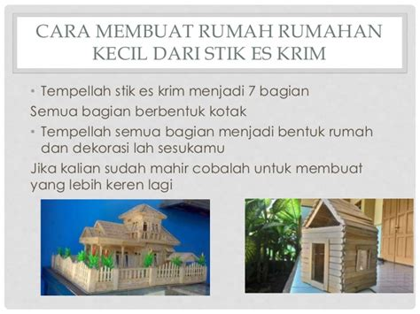 Lemari Es Krim Walls kerajinan dari bahan alam kayu