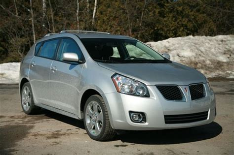 2009 pontiac vibe review ctc review 2009 pontiac vibe awd autos ca