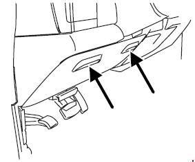 ford     fuse box diagram fuse diagram