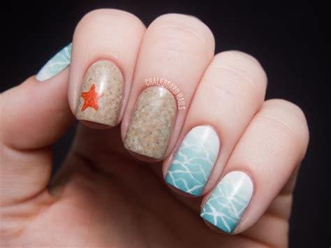 good nail color for the beach 19 pretty nail art designs for summer beach nails beach