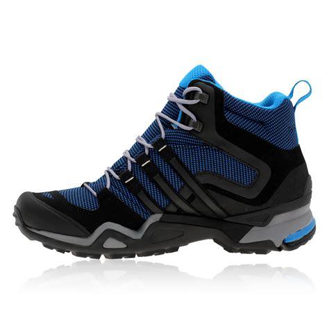 adidas terrex fast x high tex trail walking shoes 42 sportsshoes