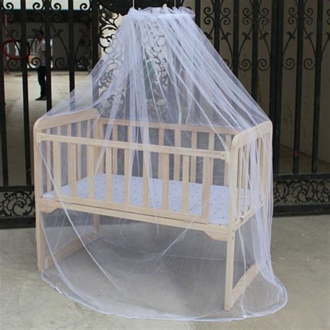 drapes for cribs new qualified hot selling baby bed mosquito mesh dome