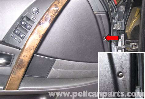 how to remove front door panel on a 1992 geo metro bmw e60 5 series front door panel replacement 2003 2010 pelican parts technical article