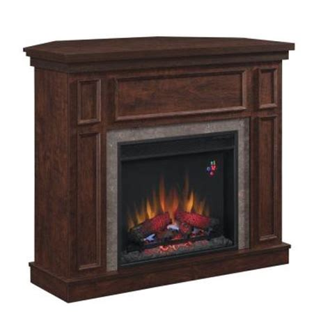 Hton Bay Electric Fireplace Reviews by Home Decorators Collection Granville 43 In Convertible