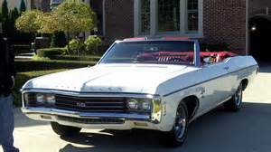 1969 chevy impala ss 427 350hp classic car for sale