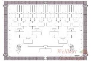11 generation family tree template free family tree template how to make your family tree