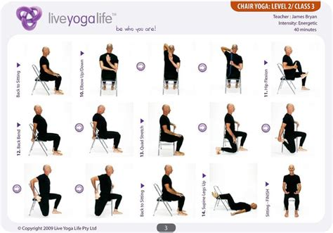 Chair Exercises At Work by The World S Catalog Of Ideas