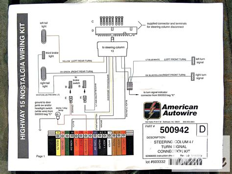 87 el camino turn signal wiring diagrams wiring diagrams