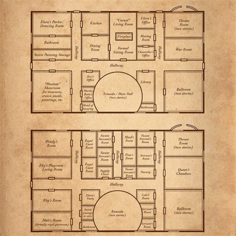 palace floor plan castle floorplan world of amanda hocking