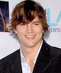 ashton hairstyles celebrity profile ashton kutcher thehairstyler com
