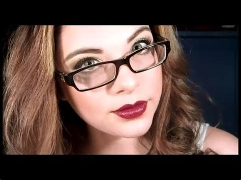 makeup tutorial for glasses makeup tutorial for girls with glasses youtube