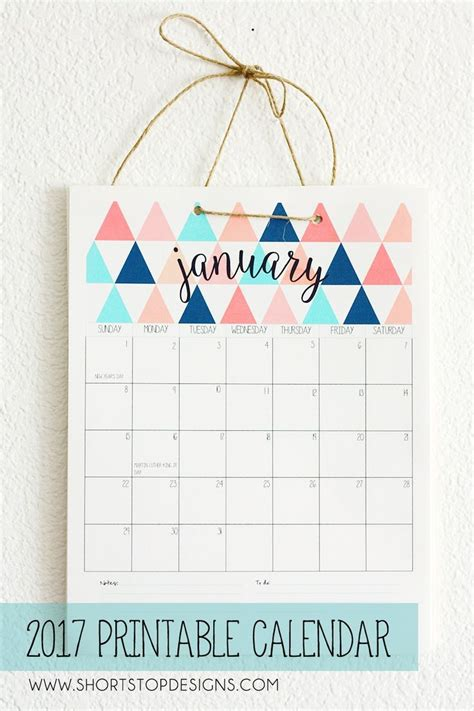 printable large january 2018 desk calendar marble calendar desk