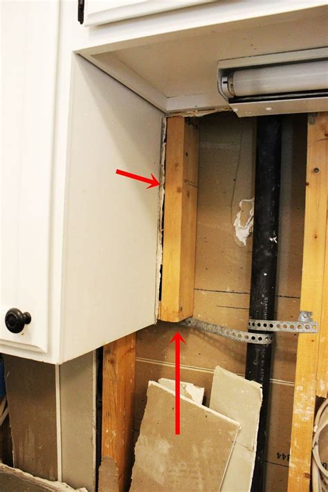 installing tile backsplash drywall how to install or repair drywall for a kitchen backsplash