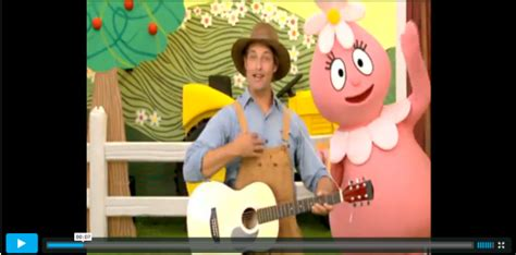 josh holloway yo gabba gabba sunday you what no i m not gonna apologize