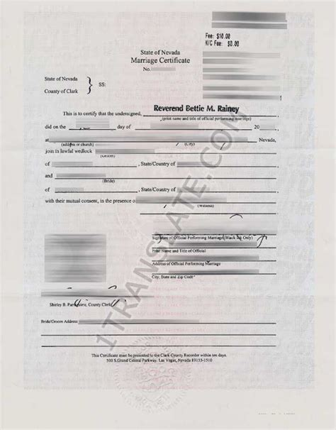 marriage certificate translation template ukrainian russian us marriage certificate translation