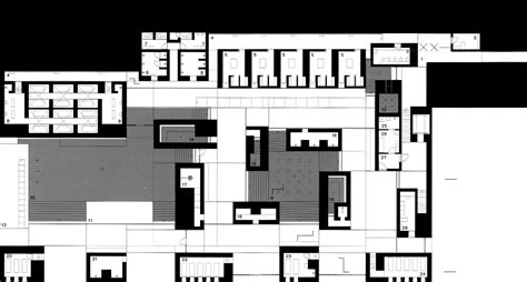 therme vals floor plan unit 03 metamorphosis peter zumthor therme vals