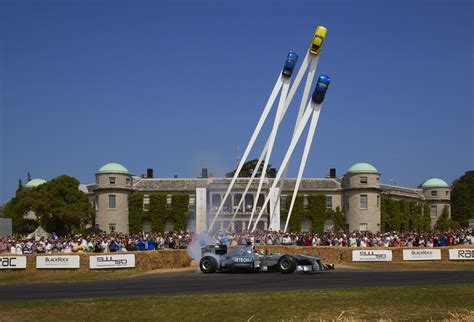 house of speed mazda gets central feature display at 2015 goodwood festival of speed classiccars