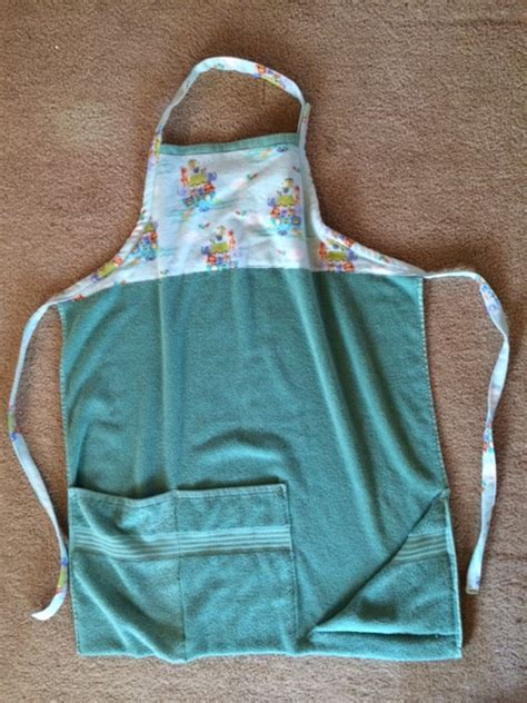 pattern for apron with towel 301 moved permanently