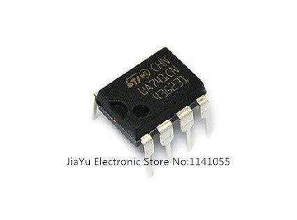 Dijamin Ua741 Ua 741 Ic Op free shipping 100pcs dip8 ic ua741cn ua741cp ua741 op lm741 741 st best quality in