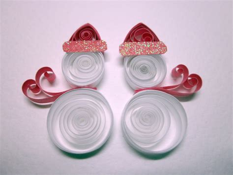 images christmas quilling yuenie s fancies handmade quilled pop up cards