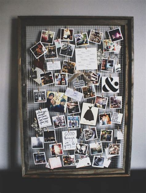Handmade Photo Collage Ideas - 20 cool diy photo collage for room ideas home