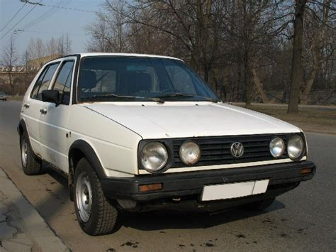 volkswagen golf 1987 1987 volkswagen golf 2 pictures