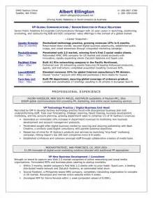 Examples Of Executive Resumes 6 Best Executive Resume Format Executive Resume Template
