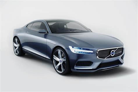 volvo concept coupe approved for limited production run