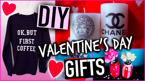 valentines day gift for a diy s day gifts