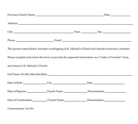 baptismal certificate request letter baptism certificate 14 free sles exles format