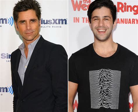 josh peck and john stamos josh peck and john stamos to star in new tv show j 14