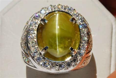 Gelang Batu Mata Kucing Original 3 jenis batu cincin yang paling mahal di indonesia