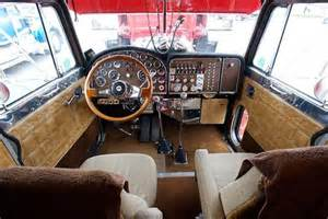Car Upholstery Kits Custom Peterbilt 359 Interior Inspiration Pinterest