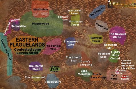 Vanity Armor Eastern Plaguelands World Of Warcraft Zam