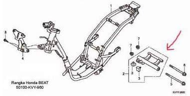 Spare Part Honda Supra X 2002 wiring diagram honda beat wiring wiring diagram site