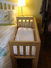 Beside Bed Crib by 1000 Images About Baby On Cribs Co Sleeping