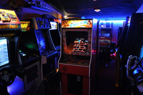 Arcade Rooms by Happy Birthday Darth Nunette Inside The Nuno S Lair