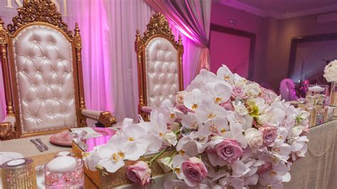 Nkosinathi & Nonduduzo   SA Wedding Decor