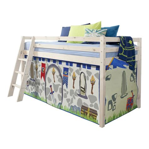 Mid Sleeper With Tent by Tent For Midsleeper Cabin Bed