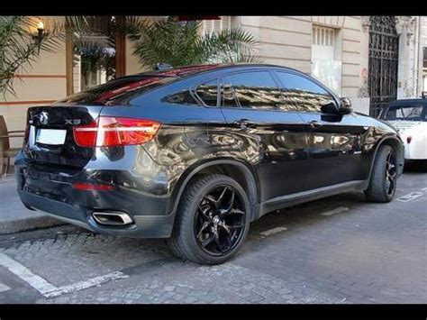 blacked out bmw x6 youtube