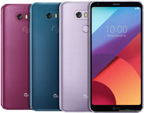 Hp Sony Xperia Lavender lg g6 pictures official photos
