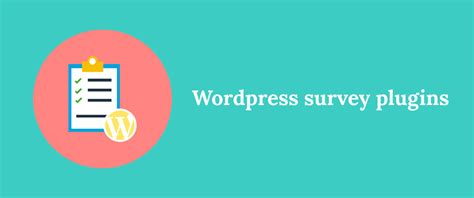 how to add survey forms in wordpress 8 of the best